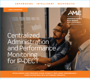 AMIE for IP-DECT
