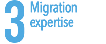 Migration Expertise